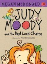 McDonald, Megan : Judy Moody and the bad luck charm