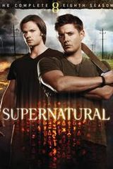 Supernatural. The complete eight season.