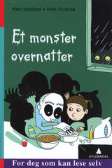 Wänblad, Mats : Et monster overnatter