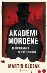 Akademimordene av Martin Olczak (2014)