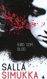 Rød som blod av Salla Simukka (2014)