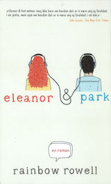 Eleanor og Park av Rainbow Rowell (2014)