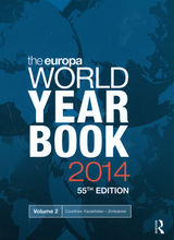 The Europa world year book 2014: Volume II