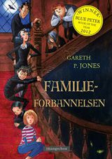 Jones, Gareth P. : Familieforbannelsen