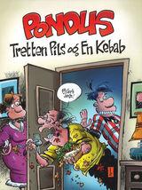 Øverli, Frode : Pondus : tretten pils og en kebab