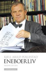 Pollestad, Kjell Arild : Eneboerliv : dagbok 2011 - 2014