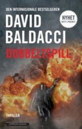 Baldacci, David : Dobbeltspill