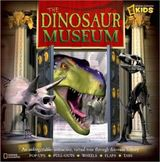 Green, Jen : The Dinosaur museum : an unforgettable, interactive, virtual tour through dinosaur history