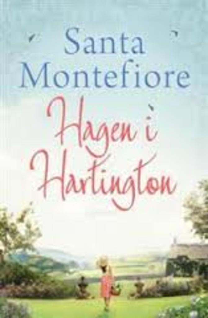 Forsiden til Hagen i Hartington av Santa Montefiore