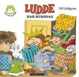 Ludde har bursdag av Ulf Löfgren (2015)