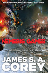 Corey, James S.A. : Nemesis games