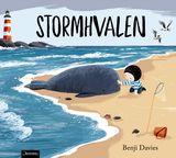 Stormhvalen av Benji Davies (2015)