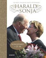 Tessem, Liv Berit : Harald og Sonja : kongeparet i 25 år