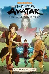 Konietzko, Bryan : Avatar - the last airbender. Part one. The search