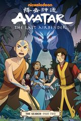 Yang, Gene Luen : Avatar - the last airbender. Part two. The search