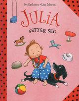 Julia setter seg
