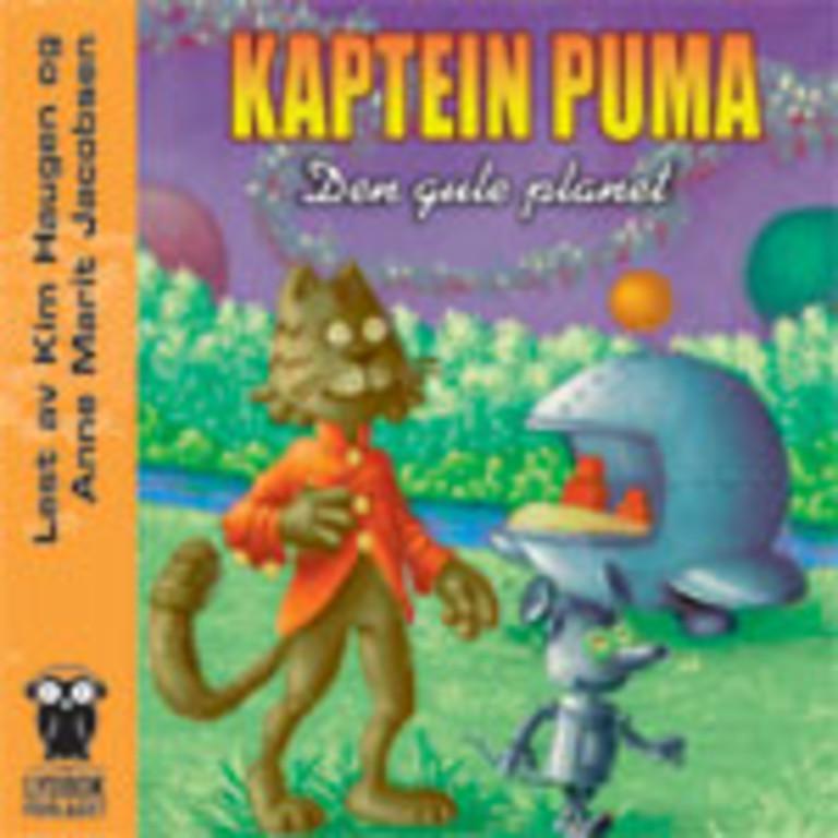 Kaptein Puma 1