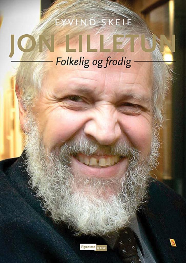 Jon Lilletun; folkelig og frodig