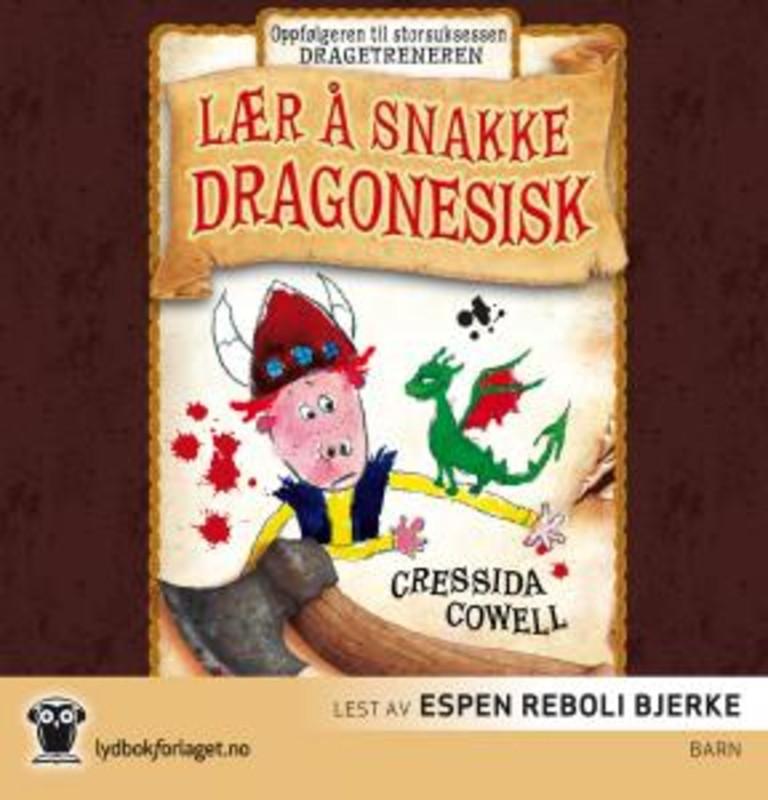 Lær å snakke dragonesisk . 3