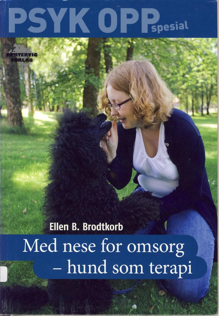 Med nese for omsorg : hund som terapi