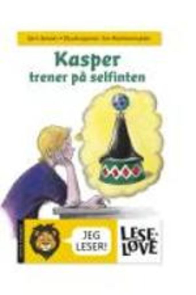 Kasper trener på selfinten