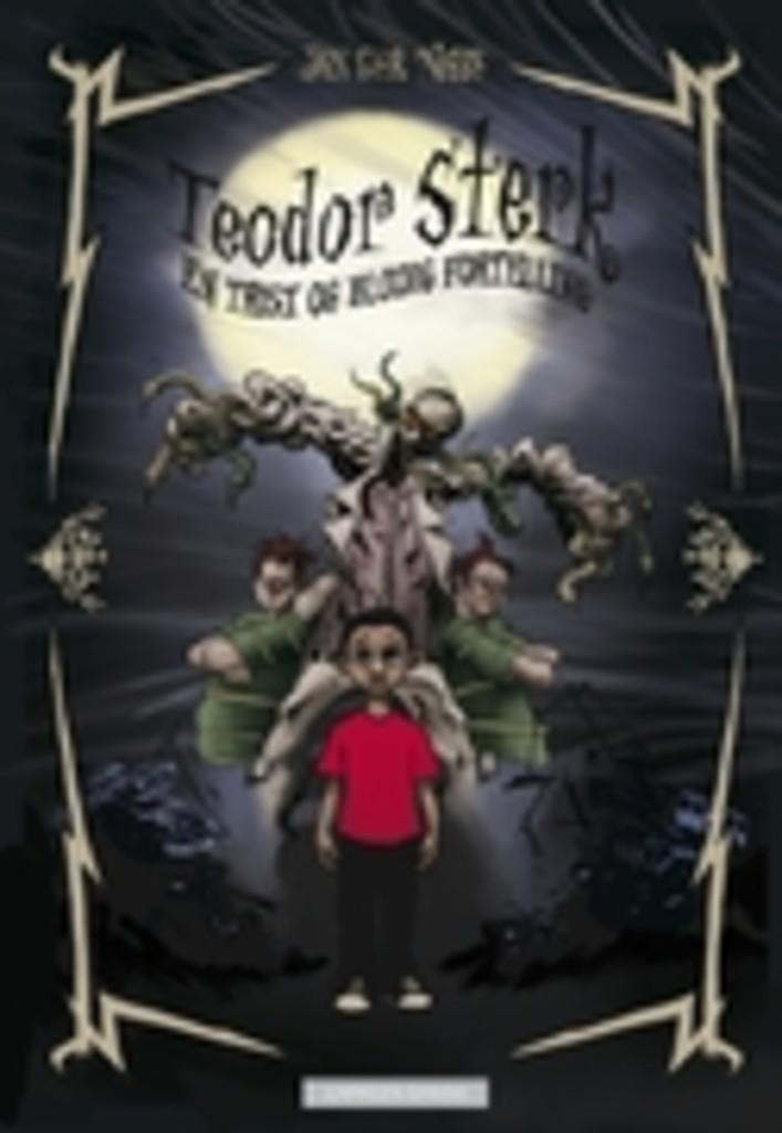 Teodor Sterk : en trist og blodig fortelling