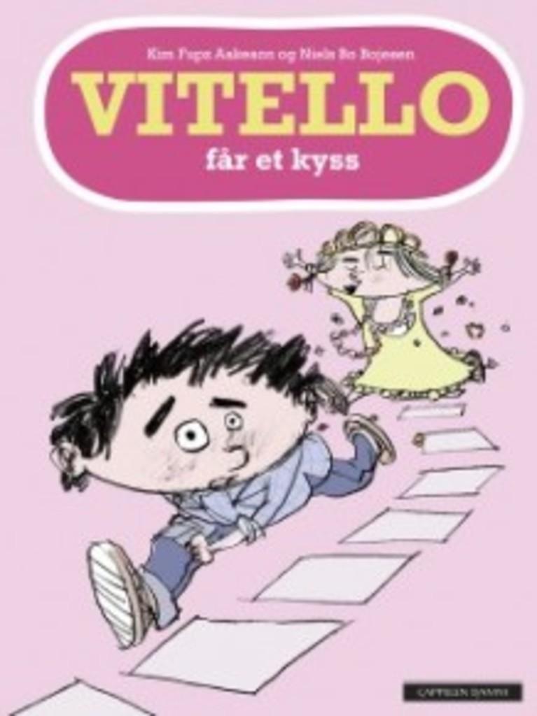 Vitello får et kyss