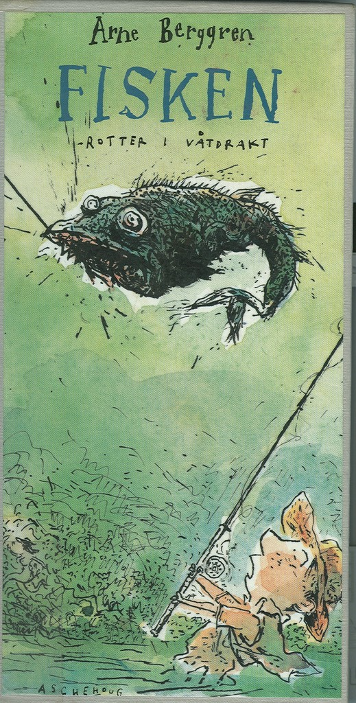 Fisken : rotter i våtdrakt