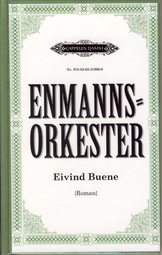 Enmannsorkester : roman