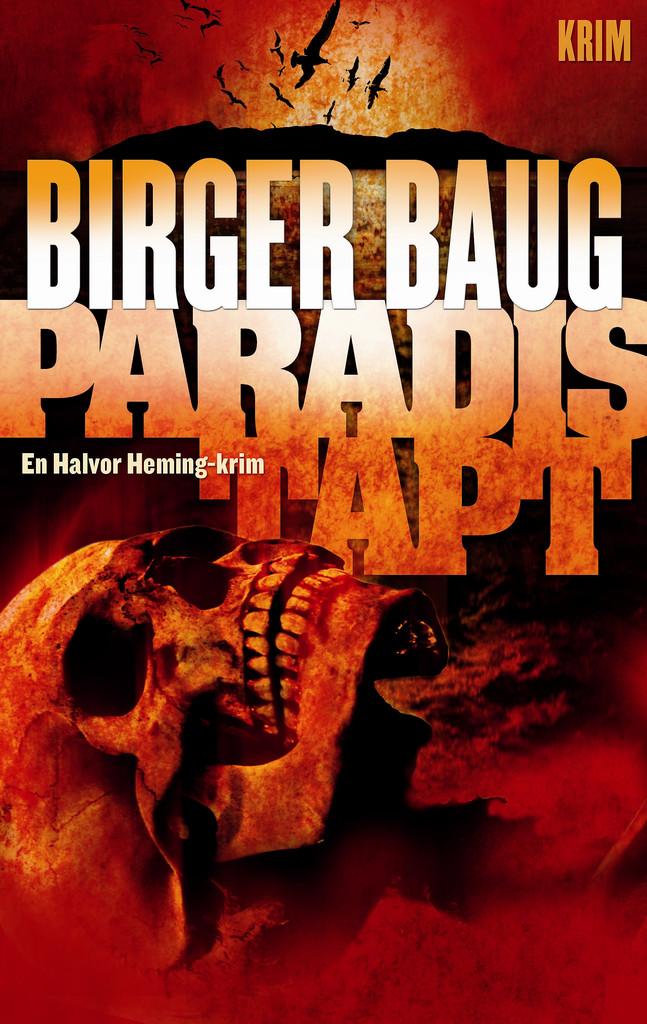 Paradis tapt : kriminalroman
