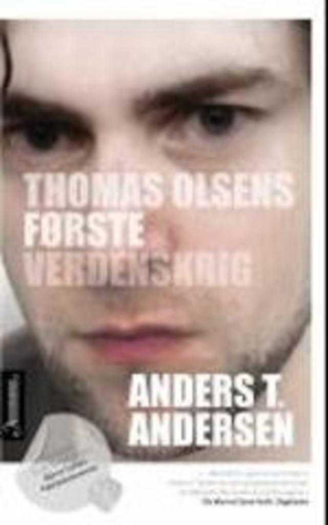 Thomas Olsens første verdenskrig : roman