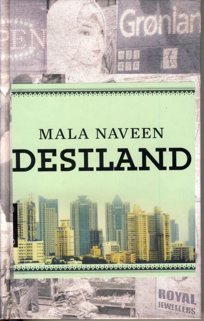 Desiland : roman