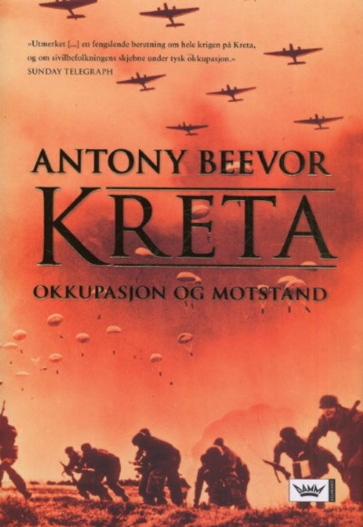 Kreta : okkupasjon og motstand
