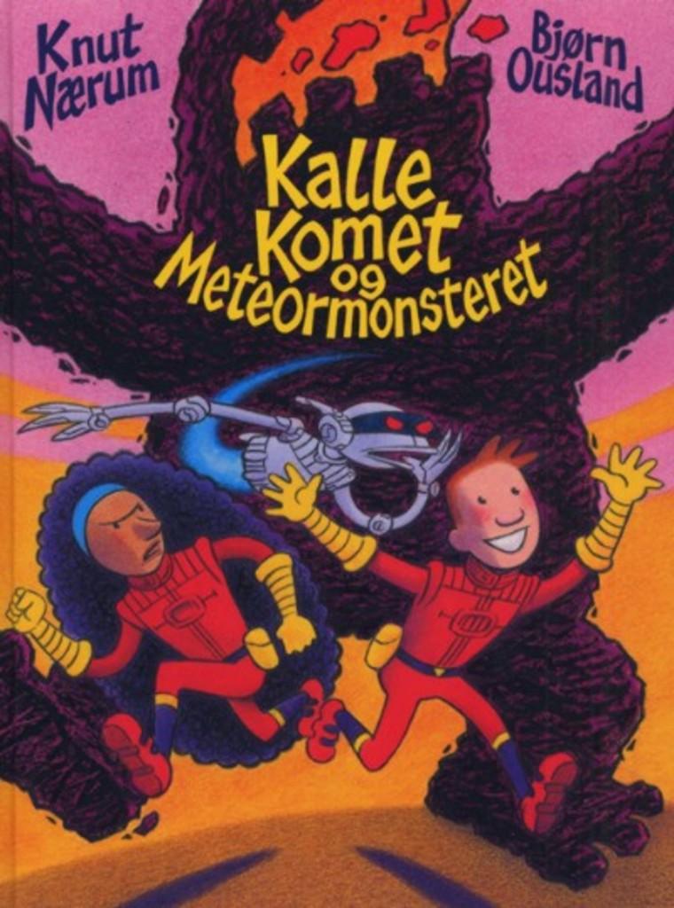 Kalle Komet og meteormonsteret