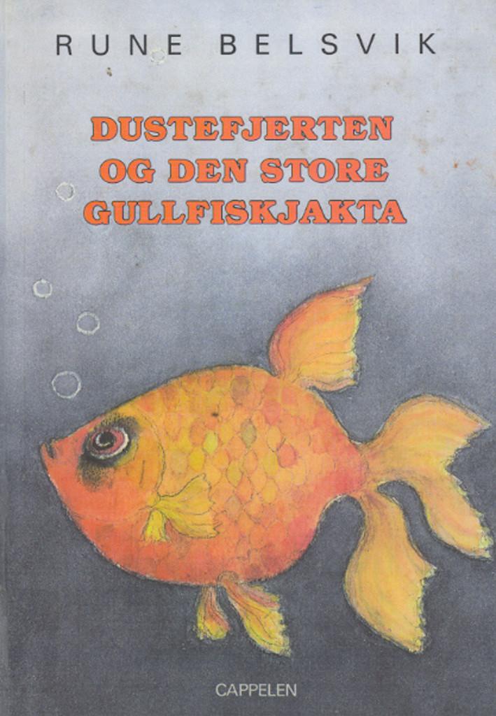 Dustefjerten og den store gullfiskjakta