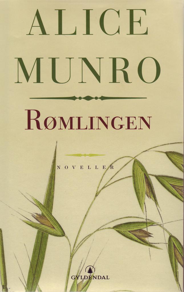 Rømlingen : noveller