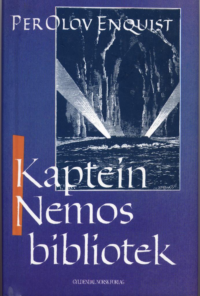 Kaptein Nemos bibliotek : roman
