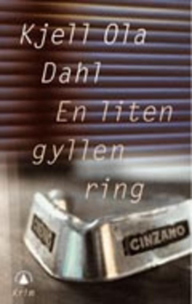 En liten gyllen ring : kriminalroman