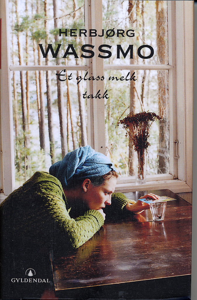 Et glass melk takk : roman