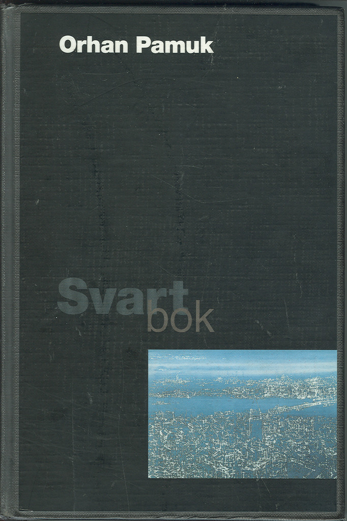 Svart bok : roman