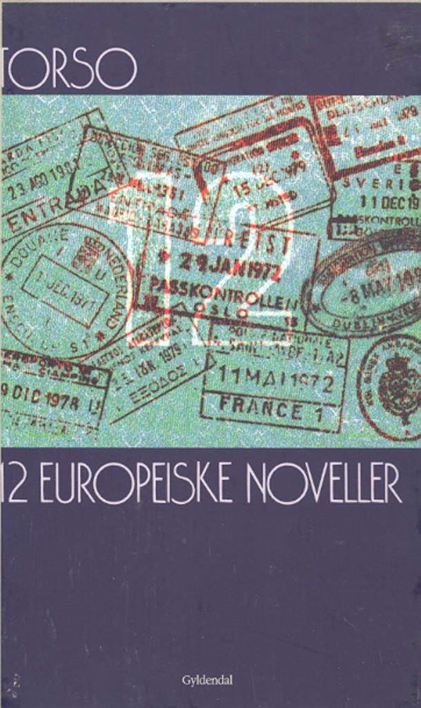 Torso : 12 europeiske noveller