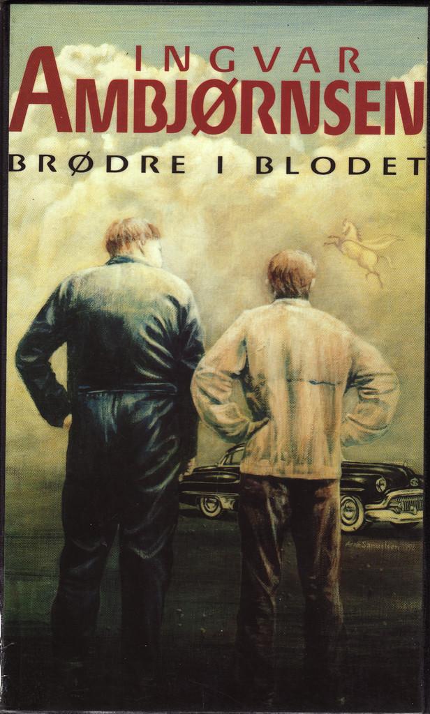 Brødre i blodet : roman