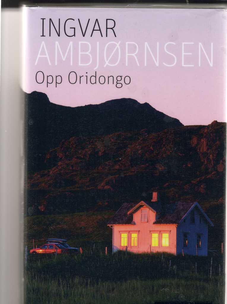 Opp Oridongo : roman