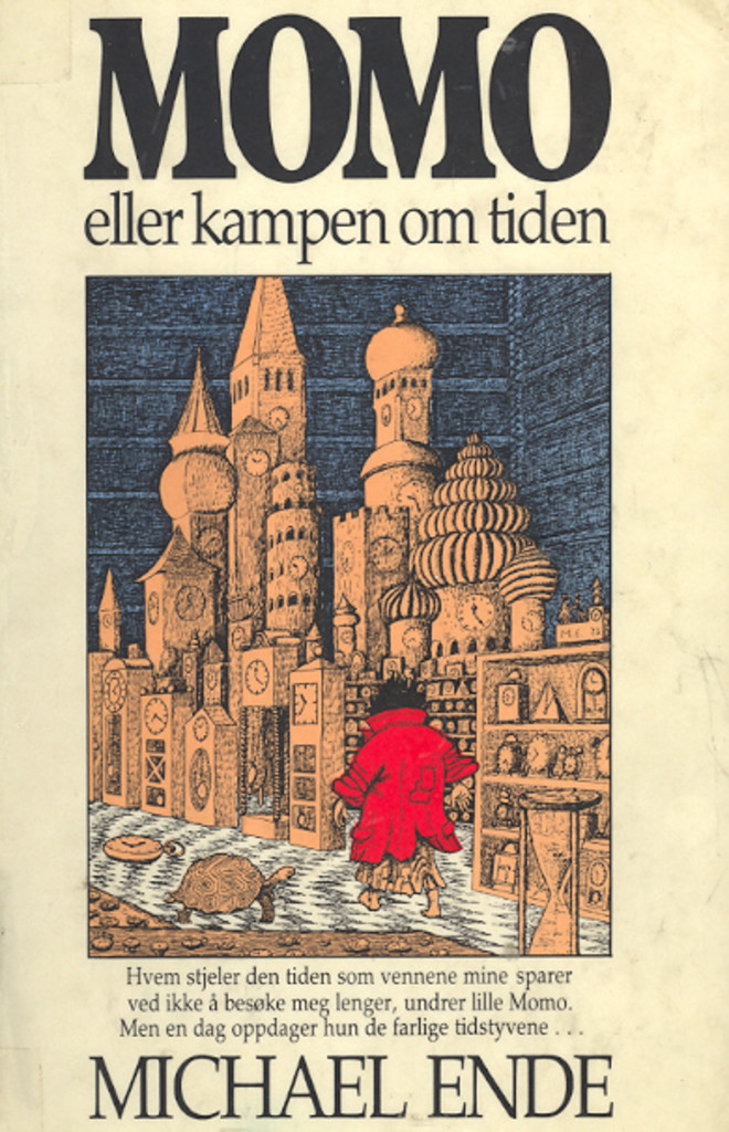 Momo, eller Kampen om tiden : en eventyrroman
