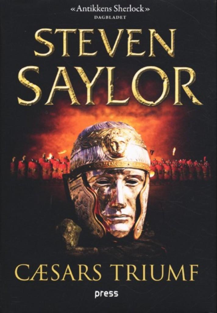 Cæsars triumf : en roman om det gamle Roma