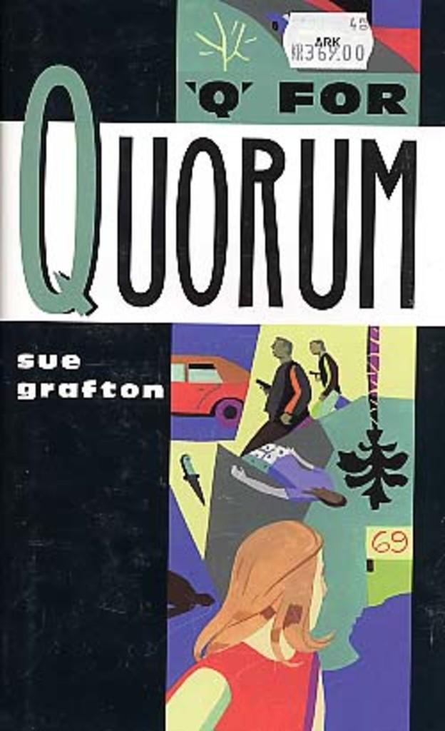 """""""Q"""" for Quorum"""