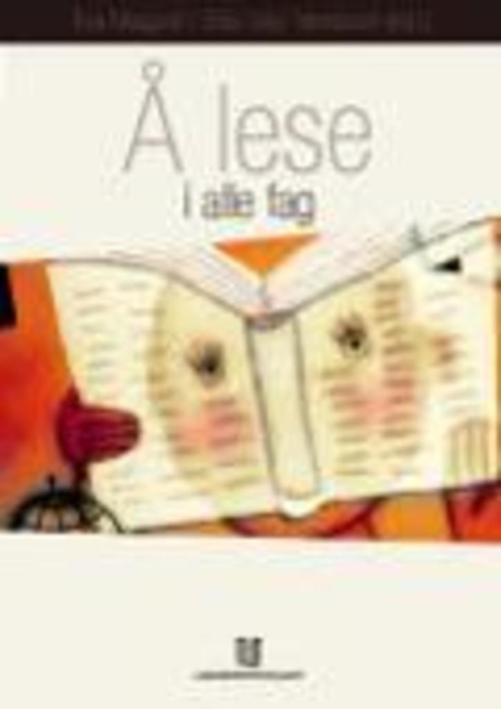 Å lese i alle fag