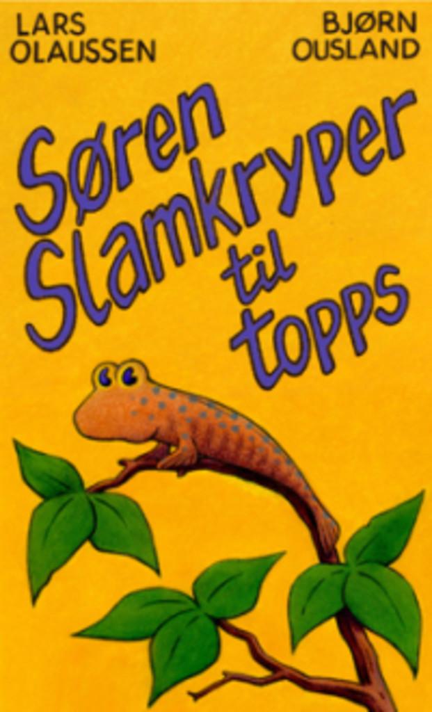 Søren Slamkryper til topps