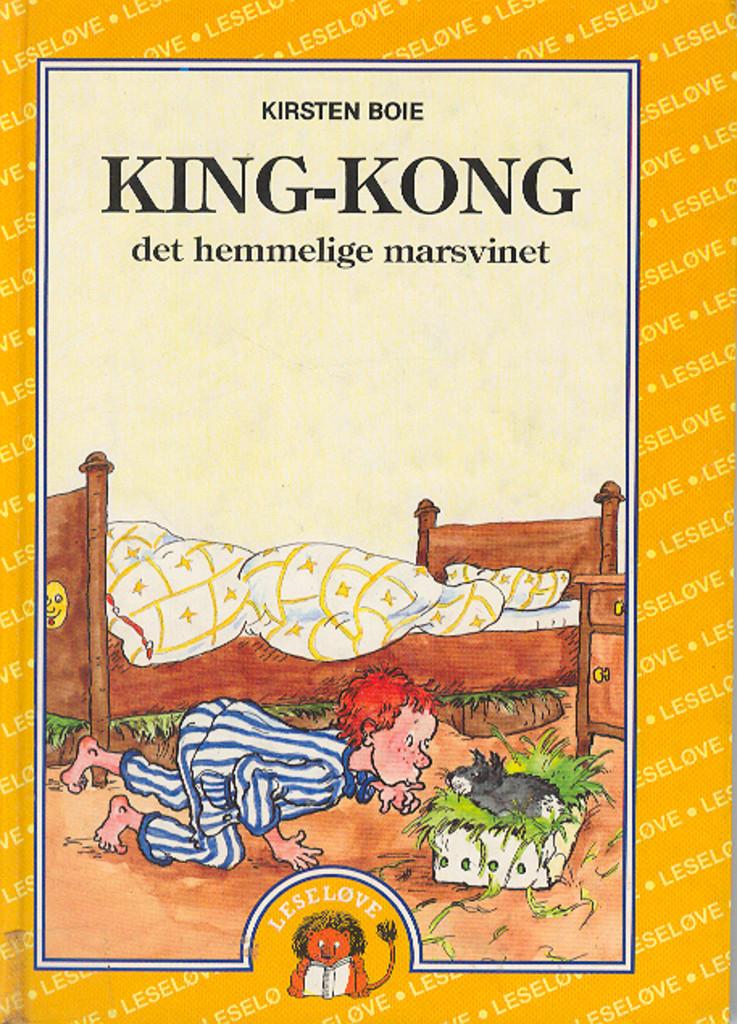 King-Kong, det hemmelige marsvinet