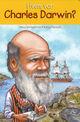 Omslagsbilde:Hvem var Charles Darwin?
